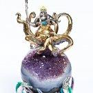 """Silver Sculpture """"Ursula"""""""