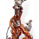 """Exclusive statue figurine """"Banks of the Old and New Worlds"""""""