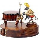 "Exclusive statue figurine ""Mozart's Dream"""