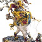 "Exclusive statue figurine Horn ""The Jester - Puppeteer"""