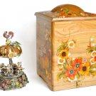 "Exclusive Handmade Toy ""Carousel"""