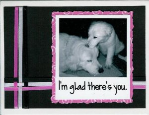 I'm Glad There's You - Pink
