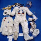VIEW OF APOLLO 11 ASTRONAUT NEIL ARMSTRONG'S SPACE SUIT 8X10 NASA PHOTO (BB-040)