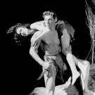 WEISSMULLER MAUREEN O'SULLIVAN 'TARZAN & HIS MATE' 8X10 PUBLICITY PHOTO (AB-057)