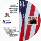 GREATEST SPEECHES OF PRESIDENT RONALD REAGAN ON 2 AUDIO CDs (Challenger, Etc.)