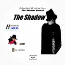 THE SHADOW - 243 Shows Old Time Radio In MP3 Format OTR On 1 DVD