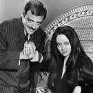 GOMEZ & MORTICIA FROM 'THE ADDAMS FAMILY' - 8X10 PUBLICITY PHOTO (AA-013)
