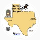 TALES OF THE TEXAS RANGERS - 93 Shows Old Time Radio In MP3 Format OTR On 1 DVD