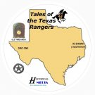 TALES OF THE TEXAS RANGERS - 93 Shows Old Time Radio In MP3 Format OTR On 2 CDs