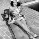 ACTRESS NOEL NEILL (LOIS LANE IN ADVENTURES OF SUPERMAN) - 8X10 PHOTO (DA-439)