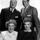 CAST FROM THE CBS TELEVISION SITCOM 'I LOVE LUCY'- 8X10 PUBLICITY PHOTO (BB-164)