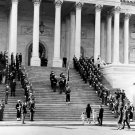 PRESIDENT JOHN F. KENNEDY'S CASKET ARRIVES AT U.S. CAPITOL - 8X10 PHOTO (EP-933)