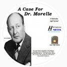 A CASE FOR DR. MORELLE - 13 Shows - Old Time Radio In MP3 Format OTR On 1 CD