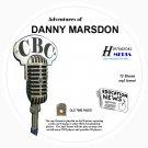 ADVENTURES OF DANNY MARSDON - 13 Shows - Old Time Radio In MP3 Format OTR - 1 CD