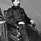 CIVIL WAR GENERAL ORVILLE E. BABCOCK, U.S. ARMY - 8X10 PHOTO (ZZ-337)