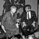 JOHN F. KENNEDY & ELEANOR ROOSEVELT 'PROSPECTS OF MANKIND' - 8X10 PHOTO (AA-207)