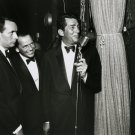 BISHOP MARTIN SINATRA RAT PACK BACKSTAGE COPA ROOM SANDS - 8X10 PHOTO (AA-356)