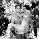 WEISSMULLER MAUREEN O'SULLIVAN 'TARZAN & HIS MATE' - 8X10 PUBLICITY PHOTO (AB-048)