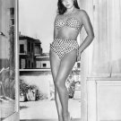 YOUNG JOAN COLLINS IN A SWIM SUIT - 8X10 PUBLICITY PHOTO (AA-136)