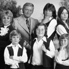 CAST OF THE ABC TV SERIES 'THE PARTRIDGE FAMILY' - 8X10 PUBLICITY PHOTO (CC-070)