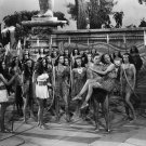 JOHNNY WEISSMULLER & OTHERS 'TARZAN & THE AMAZONS' 8X10 PUBLICITY PHOTO (AB-089)