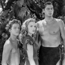 WEISSMULLER & JOYCE 'TARZAN & THE LEOPARD WOMAN' - 8X10 PUBLICITY PHOTO (AB-115)