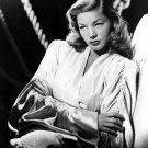 LEGENDARY ACTRESS LAUREN BACALL - 8X10 PUBLICITY PHOTO (DD-002)
