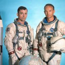 GEMINI 10 ASTRONAUTS JOHN YOUNG & MICHAEL COLLINS - NASA 8X10 PHOTO (EP-791)