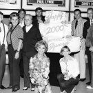 'THE HOLLYWOOD SQUARES' 2,000th EPISODE IN 1974 - 8X10 PUBLICITY PHOTO (AB-061)