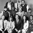 EARLY CAST OF NBC TV'S 'HILL STREET BLUES' - 8X10 PUBLICITY PHOTO (EP-037)