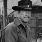 "RICHARD BOONE ""PALADIN"" 'HAVE GUN - WILL TRAVEL' - 8X10 PUBLICITY PHOTO (AA-595)"