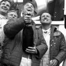 DAN GURNEY AND AJ FOYT: WINNERS OF 1967 24 HOURS OF LE MANS 8X10 PHOTO (BB-105)