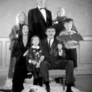"THE CAST OF THE TV SHOW ""THE ADDAMS FAMILY"" - 8X10 PUBLICITY PHOTO (DA-602)"