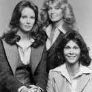 THE CAST OF THE ABC TV SERIES 'CHARLIE'S ANGELS' - 8X10 PUBLICITY PHOTO (BB-625)