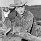 "RICKY NELSON AS ""COLORADO RYAN"" IN 'RIO BRAVO' - 8X10 PUBLICITY PHOTO (DA-664)"