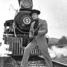 """ROBERT CONRAD """"JAMES WEST"""" IN 'THE WILD WILD WEST' 8X10 PUBLICITY PHOTO (DA-676)"""
