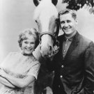 "ALAN YOUNG, CONNIE HINES AND ""MISTER ED"" - 8X10 PUBLICITY PHOTO (ZY-129)"