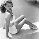 LEGENDARY ACTRESS RITA HAYWORTH - 8X10 PUBLICITY PHOTO (NN-081)