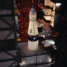 APOLLO 11 CAPSULE IS MATED TO THE SATURN V LAUNCH VEHICLE - 8X10 PHOTO (BB-013)