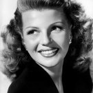 ACTRESS RITA HAYWORTH - 8X10 PUBLICITY PHOTO (NN-096)