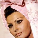 SOPHIA LOREN IN THE FILM 'ARABESQUE' - 8X10 PUBLICITY PHOTO (BB-807)