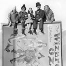 MAIN CAST FROM THE FILM 'THE WIZARD OF OZ' - 8X10 PUBLICITY PHOTO (EP-903)