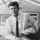 JOHN F. KENNEDY 35TH PRESIDENT OF THE UNITED STATES - 8X10 PHOTO (BB-256)