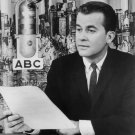 ABC RADIO PUBLICITY PRINT FEATURING DICK CLARK - 8X10 PHOTO (DA-400)