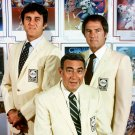 DON MEREDITH HOWARD COSELL FRANK GIFFORD ABCs MONDAY NIGHT FOOTBALL - 8X10 PUBLICITY PHOTO (ZY-158)