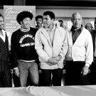 MUHAMMAD ALI, JOE FRAZIER, FLOYD PATTERSON, JOE LOUIS & JIMMY ELLIS - 8X10 PHOTO (ZY-168)