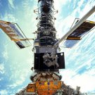REPAIR OF THE HUBBLE SPACE TELESCOPE ON STS-103 - 8X10 NASA PHOTO (EP-461)