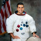 APOLLO 17 ASTRONAUT HARRISON 'JACK' SCHMITT - 8X10 NASA PHOTO (AA-988)