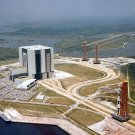 ROLLOUT OF THE SATURN V APOLLO FACILITIES TEST VEHICLE 8X10 NASA PHOTO (EP-162)