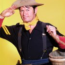 "LARRY STORCH AS ""CORPORAL AGARN"" IN 'F TROOP' - 8X10 PUBLICITY PHOTO (BB-822)"